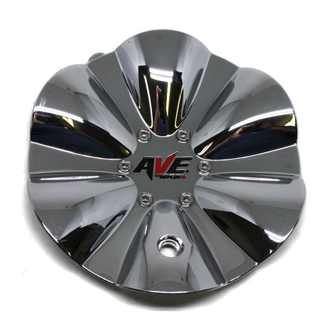 AVE WHEEL CHROME CENTER CAP # C-029 NEW