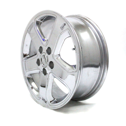 "17"" WHEEL ACURA TL 3.2 2002 2003 CHROME FACTORY OEM 71719 ..."