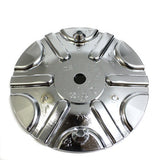 ANELLA WHEELS CENTER CAP BIG 6 CHROME #C165 NEW