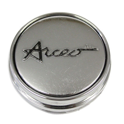 ARCEO WHEEL CENTER CAP X CHROME FWD