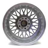 "16"" BMW 740i 750i 1995-2001 CHROME WHEELS MESH OEM 59207 (4)"