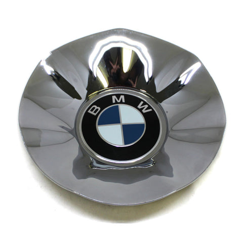 BMW 645i 650i WHEEL CENTER CAP CHROME AFTERMARKET