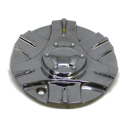 STATUS WHEEL CENTER CAP CHROME TJ04083 PCA166