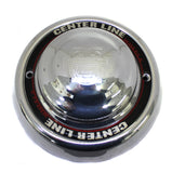CENTER LINE WHEEL CENTER CAP 8 LUGS POLISHED CS107 NEW