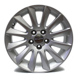 "17"" WHEEL CHRYSLER 300 2011 2012 2013 2014 SILVER OEM 2417"