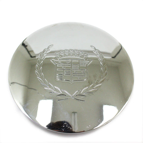 CADILLAC 1990 1991 1992 1993 WHEEL CHROME OEM CENTER CAP # 03543663