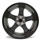 "17"" CHEVY SONIC 2012 2013 2014 2014 2015 2016 2017 WHEEL OEM 5526 BLACK"