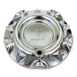 DEFY WHEEL D CHROME DICE CHROME CENTER CAP CD1301