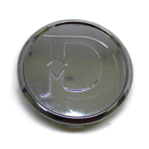 DEFY WHEEL CHROME CENTER CAP # TJ05179 # CD002-CAP USED
