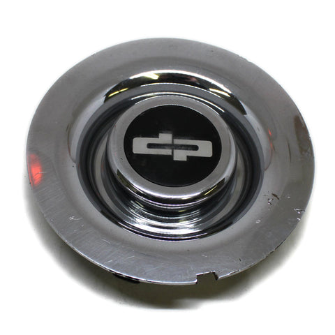 DP MOTORSPORTS CHROME CENTER CAP DP5 WHEEL