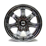 "22"" DVINCI VOLORE CHROME WHEEL 22X9.5"