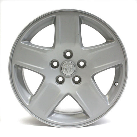 "17"" WHEEL DODGE CHARGER MAGNUM 2005 2006 2007 SILVER FACTORY OEM 2246"
