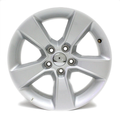"17"" DODGE CHARGER 2011 2012 2013 SILVER WHEEL FACTORY OEM 2405 17X7"