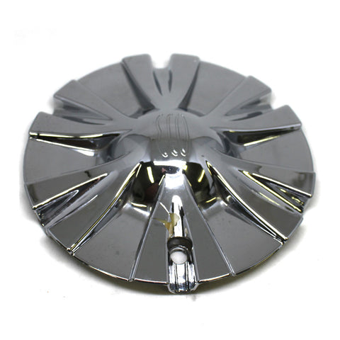 ECO WHEEL 184 CHROME CENTER CAP USED