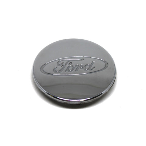 FORD WHEELS CHROME CENTER CAP # 2M51-100-AA USED