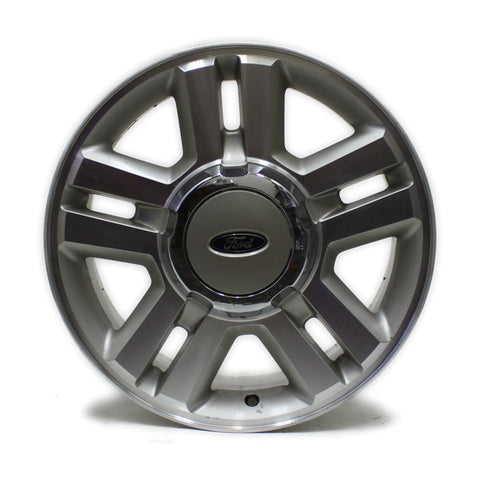 "18"" FORD F150 2004 2005 2006 2007 2008 MACHINED FACE WHEEL OEM 3559"