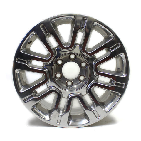 "20"" WHEEL FORD F150 EXPEDITION 2010 2011 2012 2013 2014 POLISHED OEM 3788"