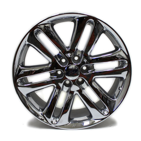 "22"" WHEEL FORD F150 2013 2014 CHROME OEM 3918"