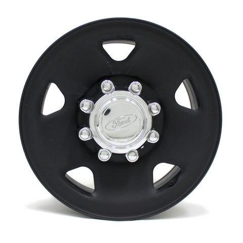 "17"" WHEEL FORD F250 F350SD 05 06 07 08 09 10 BLACK STEEL FACTORY OEM 3621"