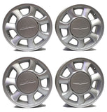 "15"" FORD THUNDERBIRD 1993 1994 1995 1996 1997 WHEELS OEM 3067 SILVER (4)"
