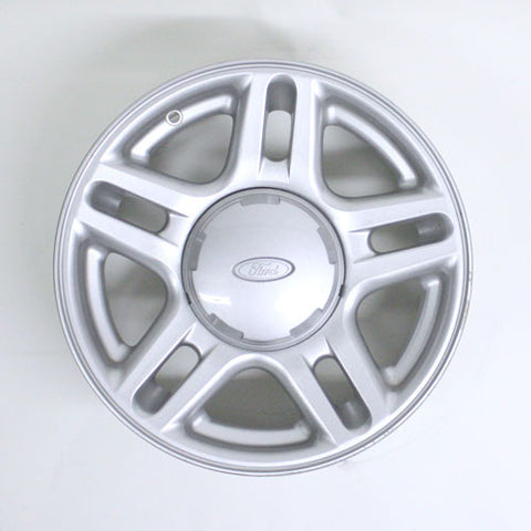 "16"" WHEEL FORD EXPLORE 2002 2003 SILVER FACTORY OEM 3455"