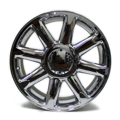 "20"" WHEEL GMC SIERRA YUKON 2007 2008 2009 2010 CHROME OEM 5304"