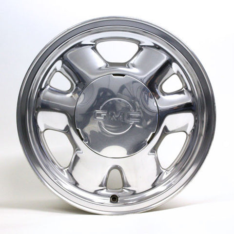 "16"" WHEEL CHEVY 1500 TAHOE SIERRA YUKON 99 00 01 02 03 POLISHED FACTORY OEM 5095"