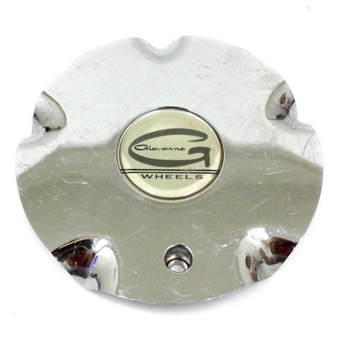 GIOVANNA WHEEL CHROME CENTER CAP
