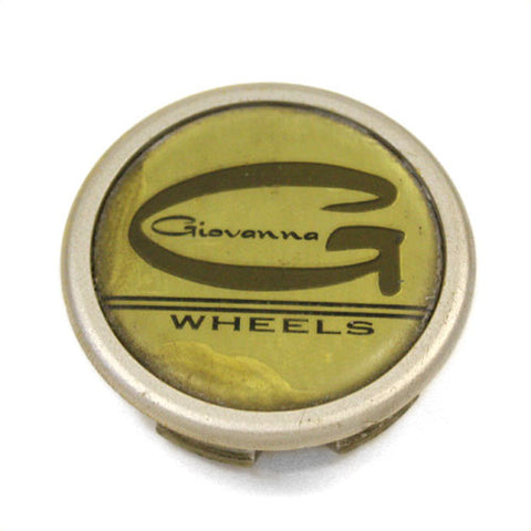 GIOVANNA WHEEL CENTER CAP GOLD FWD