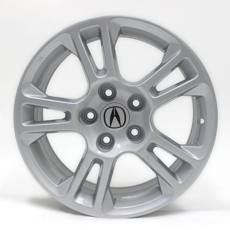 "17"" WHEEL ACURA TL 2009 2010 2011 SILVER FACTORY OEM 71785"