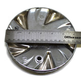 ULTRA WHEEL CHROME CENTER CAP # 89-9100 USED