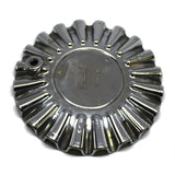GOLDEN WHEEL CHROME CENTER CAP # MC190N102 USED