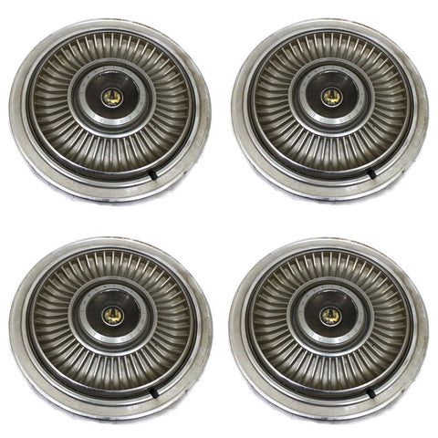 "15"" WHEEL CHRYSLER IMPERIAL HUB CAPS SET OF 4"