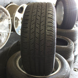 225/55R17 Continental Tires Run Flats ContiProContact Set of Four Used