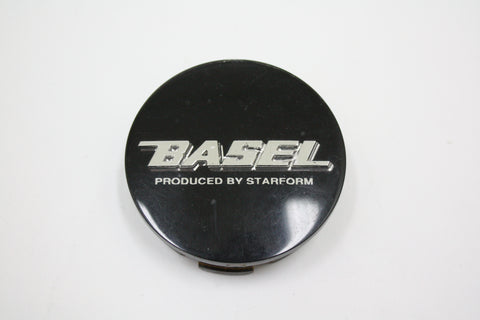 BASEL STARFORM WHEEL CENTER CAP BLACK FWD