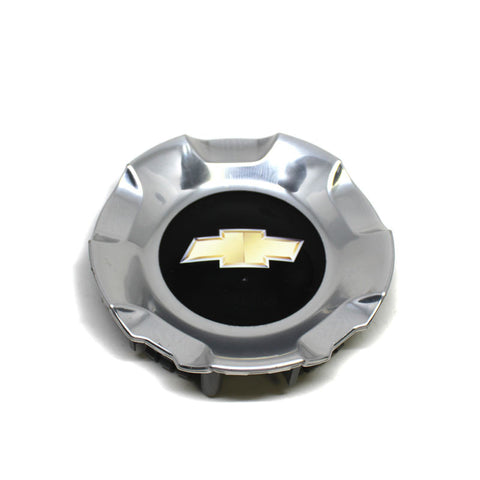 CHEVY TRUCK WHEEL OEM CENTER CAP POLISHED NEW 9595152