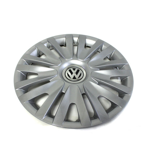 "15"" VW GOLF WHEEL HUBCAP OEM 2010-2013 5K0601147"
