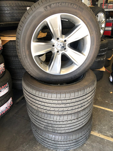 235/55R18 Michelin Primacy Mxm4 Tires 235 55 R18 Set of Four