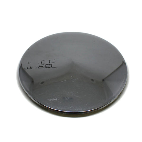 KMC COMPOSITE WHEEL CENTER CAP CHROME 344