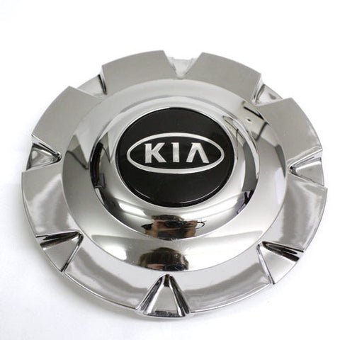"16"" KIA WHEEL CENTER CAP CHROME WHEEL OEM 52960"