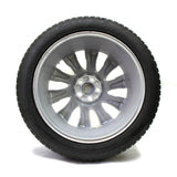"21"" LAND ROVER 13 14 15 16 WHEEL 21X9.5 OEM 72246 SILVER 275/45R21 GOODYEAR TIRE"