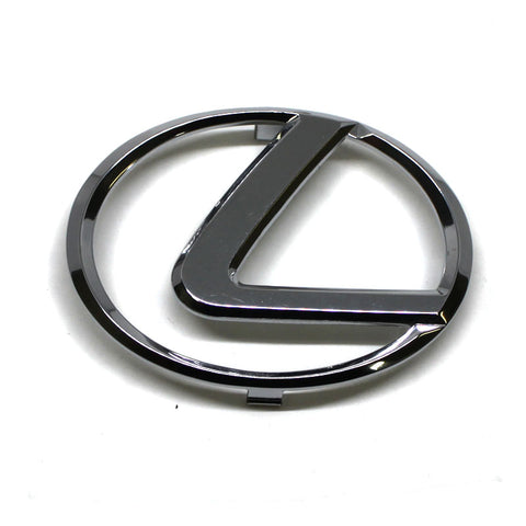 LEXUS CHROME EMBLEM AFTERMARKET