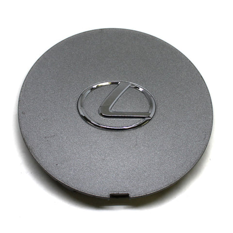 LEXUS WHEEL SILVER CENTER CAP USED