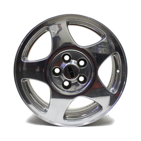"16"" WHEEL LINCOLN LS 2000 2001 POLISHED FACTORY OEM 3369"