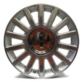 "17"" WHEEL LINCOLN TOWN CAR 2003 2004 2005 OEM 3504 MACHINED FACE"
