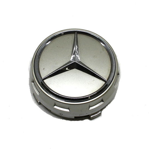 MERCEDES BENZ CENTER CAP # A0004000900 USED