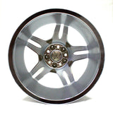 "18"" MERCEDES BENZ AMG CLS500 CLS550 2006 2007 CHROME WHEEL REAR OEM 65374"