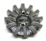 MSR WHEEL CHROME CENTER CAP # 3253 USED