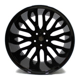 "19"" FORD MUSTANG GT 2015 2016 2017 2018 BLACK OEM WHEELS 10038 10036"