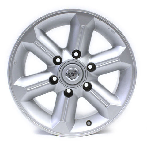 "16"" WHEEL NISSAN PATHFINDER 2003 2004 SILVER FACTORY OEM 62408"